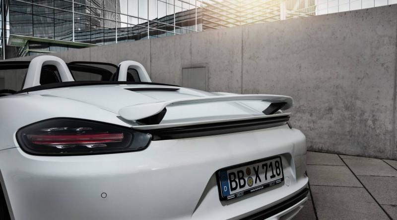 TechArt Porsche 718 Boxster Spoiler
