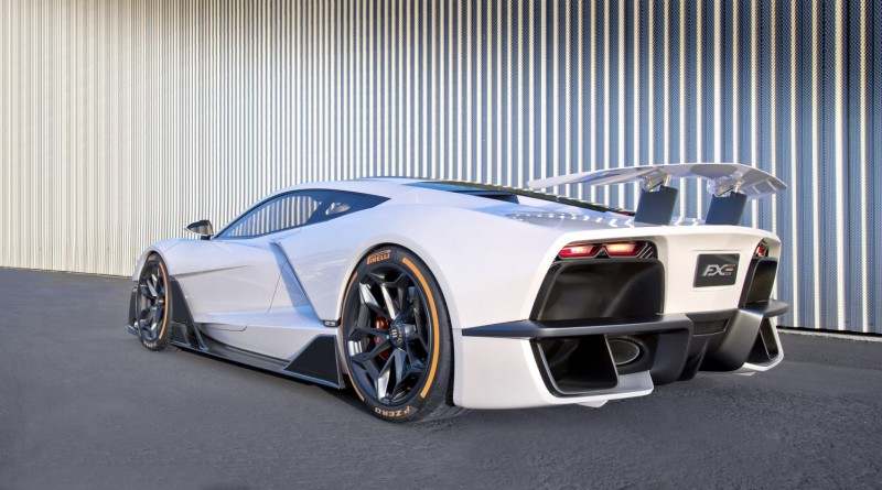 Aria FXE Hybrid Supercar