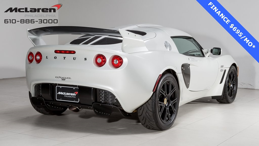 Ice White Lotus Exige S 260 Final Edition For Sale ...