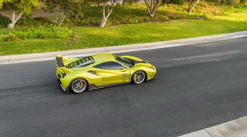 Misha Designs Ferrari 488 GTB