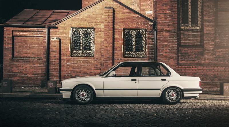 Rebuilt 1989 BMW E30 316i