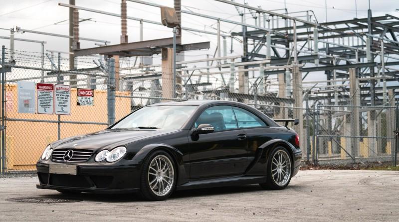 2005 Mercedes CLK DTM
