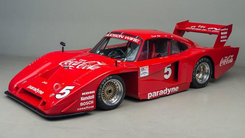 Porsche 935 Bob Akin L1