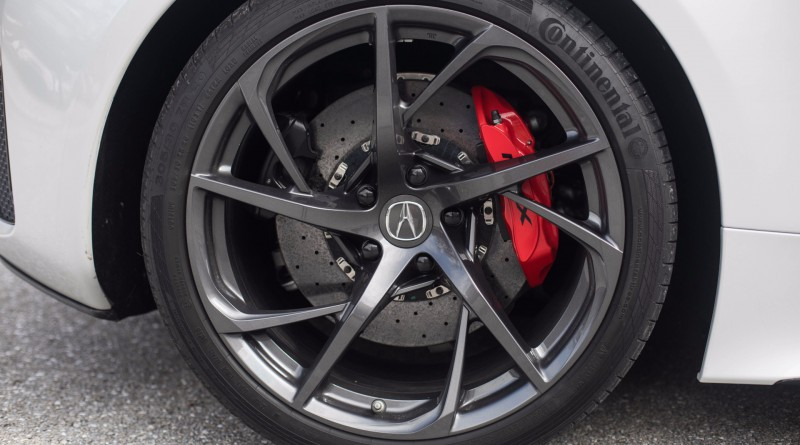 2017 Acura NSX Wheel