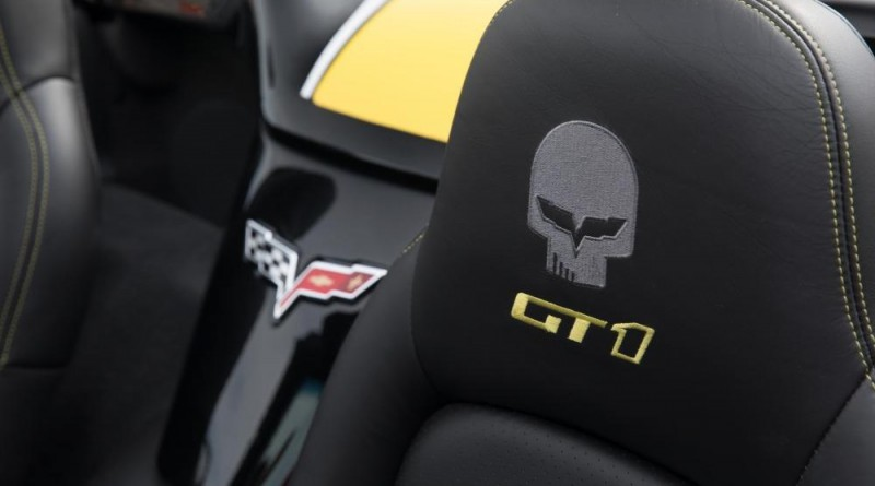 Corvette Callaway GT1 Championship Edition Headrest
