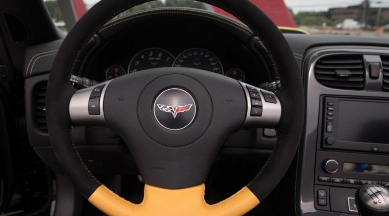 Corvette Callaway GT1 Championship Edition Steering Wheel