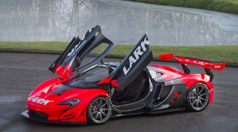 LARK McLaren P1 GTR For Sale