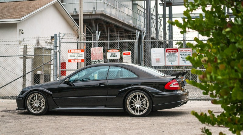 2005 Mercedes CLK DTM For Sale