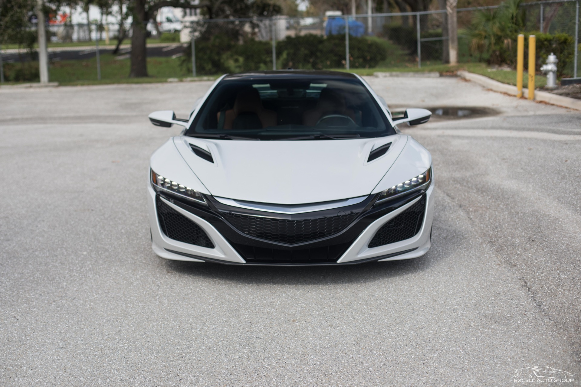 Casino White Acura Nsx For Sale In South Florida Supercar Report
