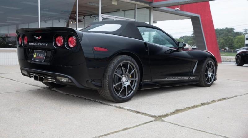 2009 Corvette Callaway GT1 Championship Edition