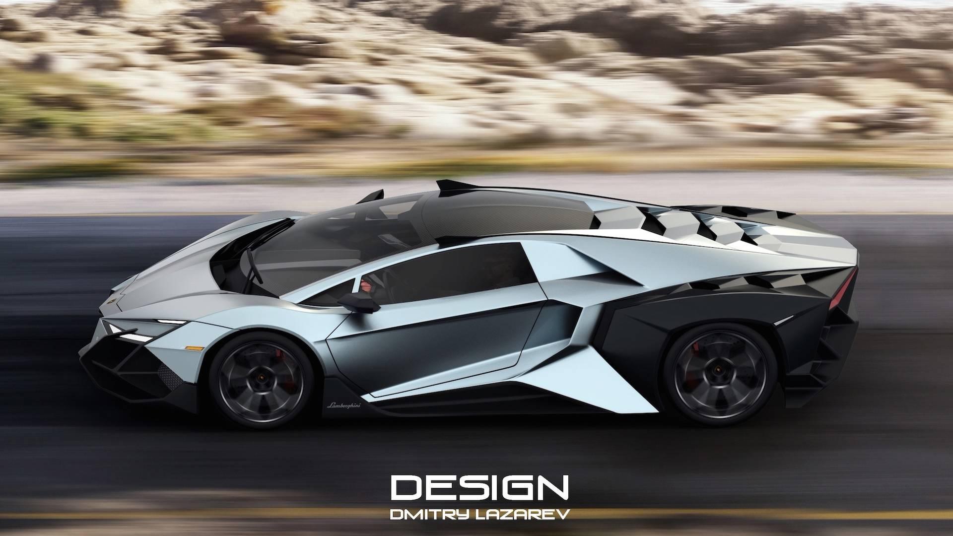 The Lamborghini Forsennato Hypercar Concept Supercar Report