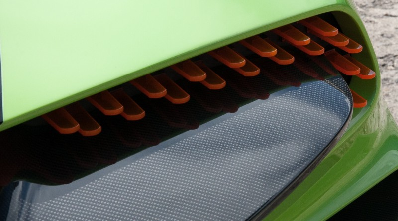 Aston Martin Vulcan Tail Light