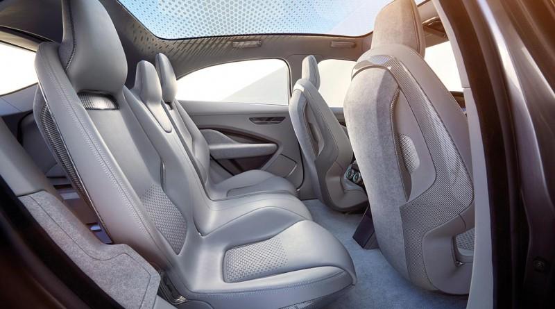 Jaguar I‑PACE Concept Seats