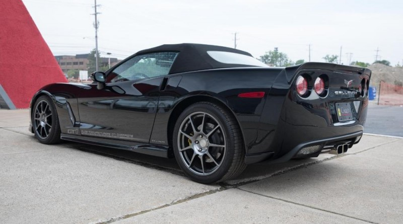 2009 Corvette Callaway GT1 Championship Edition For Sale