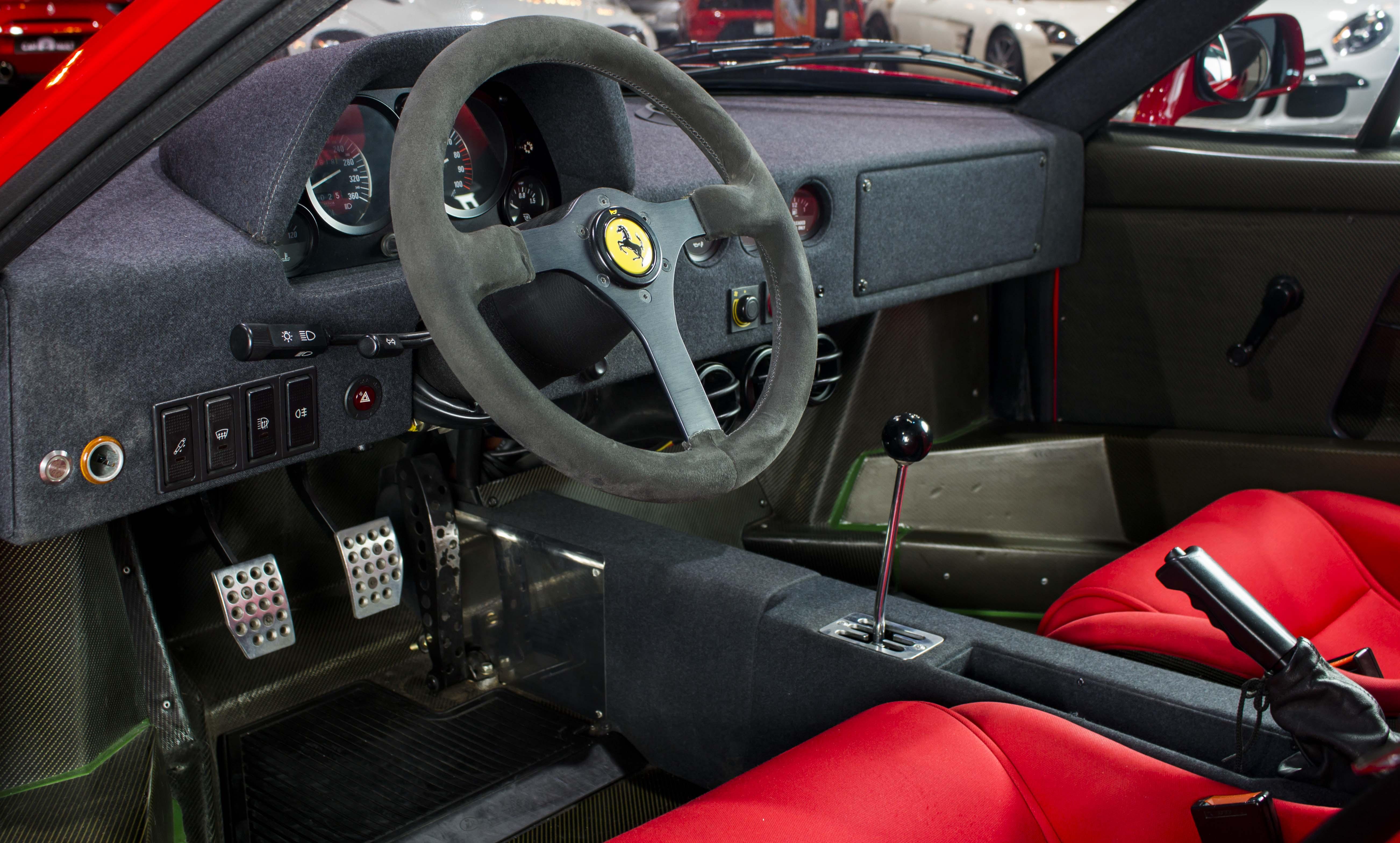 1991 Ferrari F40 For Sale In Dubai | Supercar Report