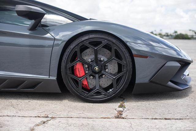 Novitec Lamborghini Aventador Wheels