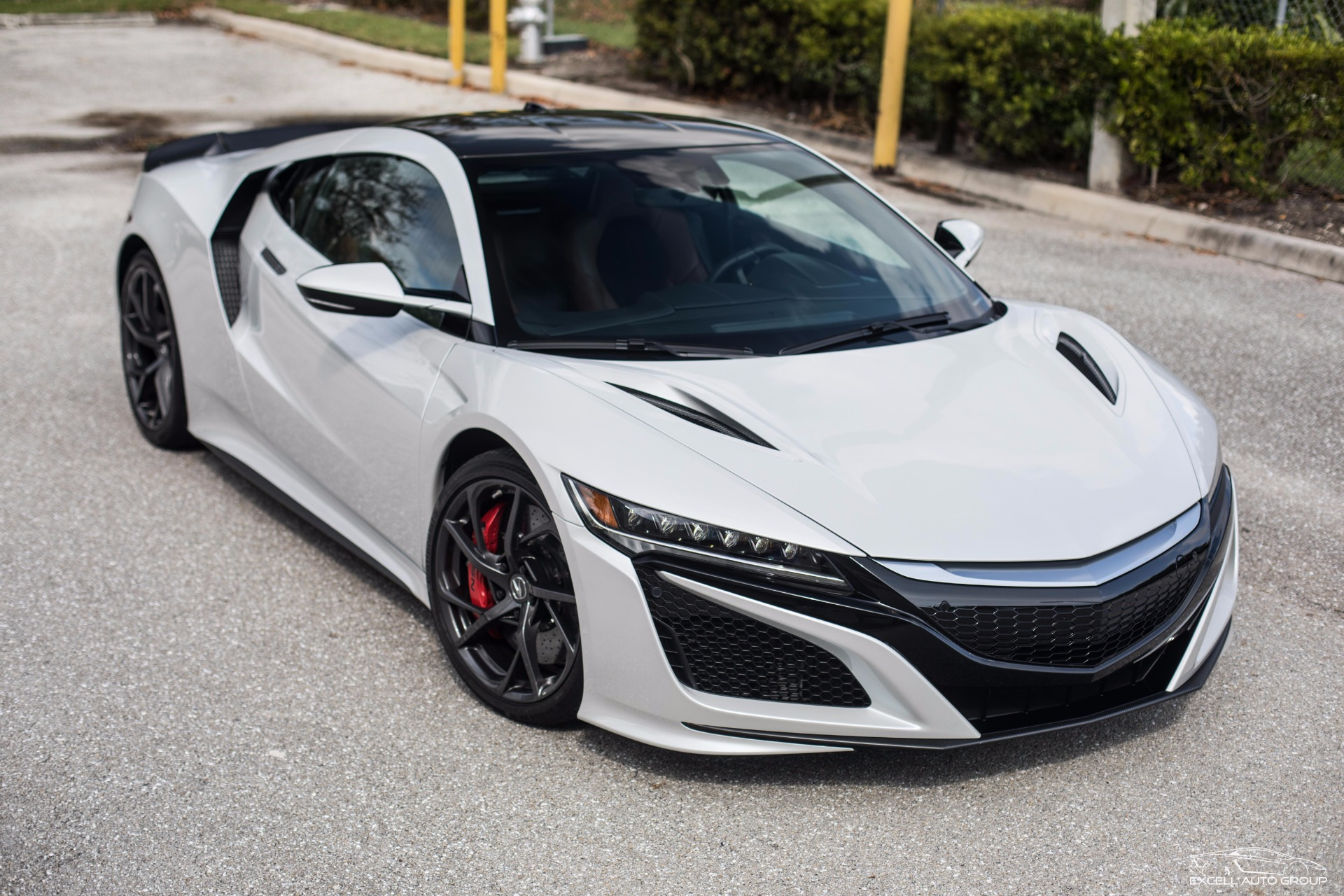 Casino White Acura NSX For Sale In South Florida ...