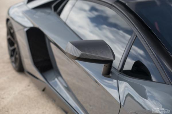 Novitec Lamborghini Aventador Mirror