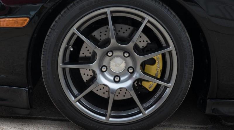Corvette Callaway GT1 Championship Edition Wheel