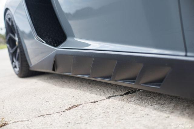Novitec Lamborghini Aventador Side Skirt