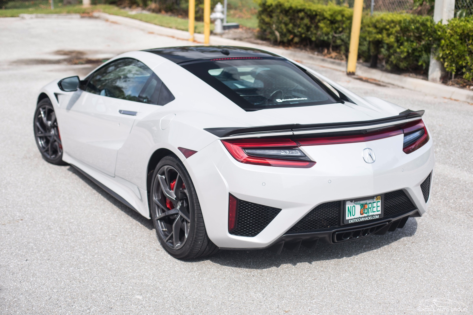 Casino White Acura NSX For Sale In South Florida Supercar Report - Acura nsx for sale cheap