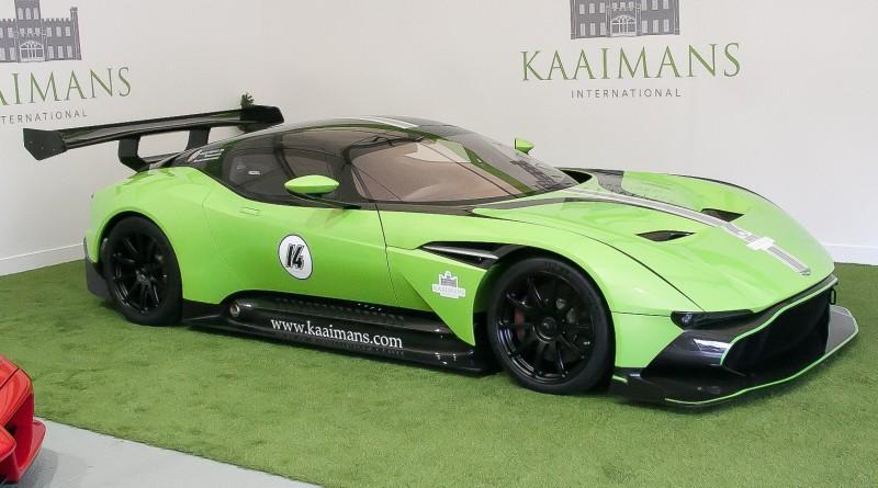 Verde Ithaca Aston Martin Vulcan