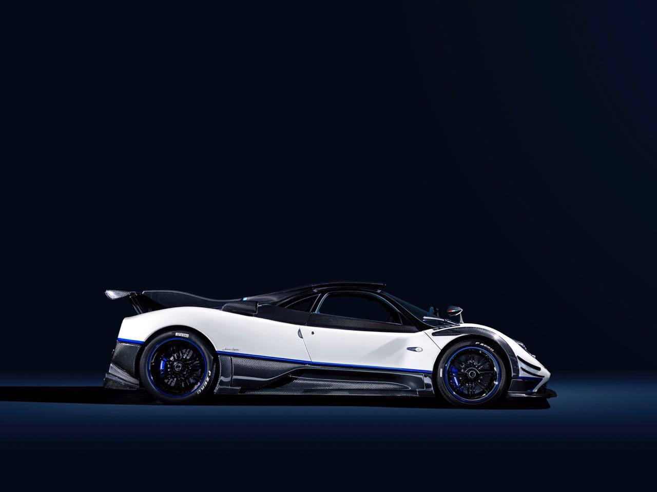 Pagani Zonda Riviera For Sale In Saudi Arabia Supercar