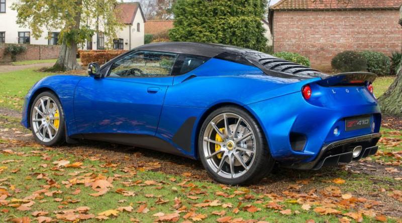 2018 Lotus Evora GT410 Sport