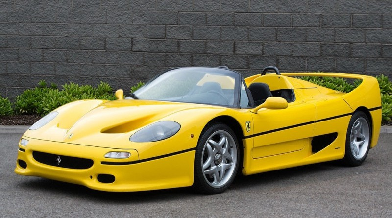 1997 Ferrari F50 For Sale In London