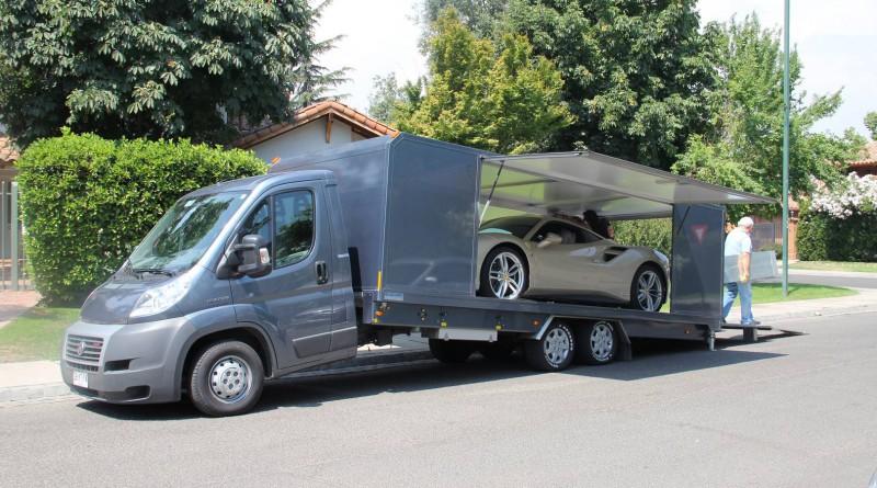 Ferrari Delivery