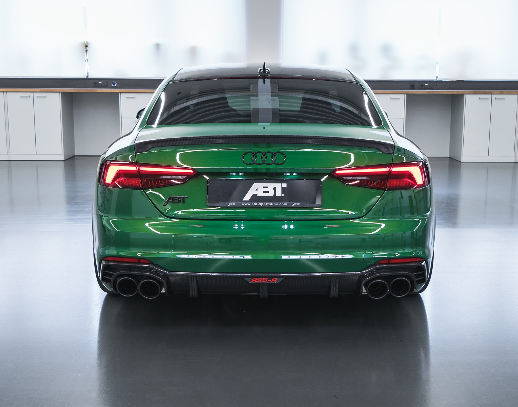Powerful Abt Audi Rs5 R Packs 530 Hp Supercar Report