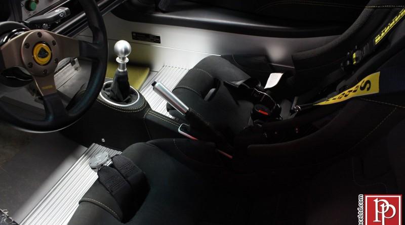 Lotus Exige Cup LF1 Shifter
