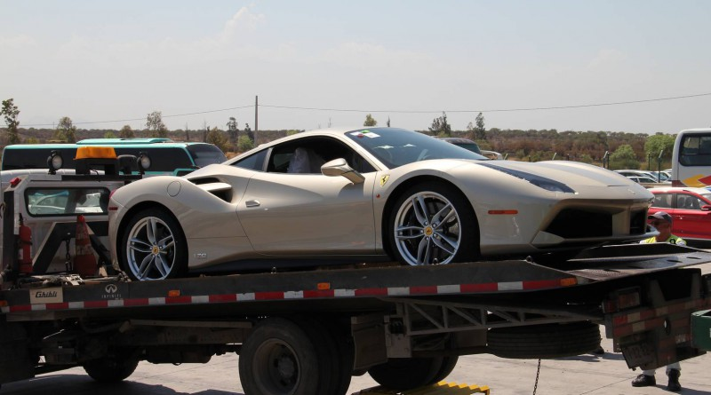 Ferrari 488 Delivered To Chile