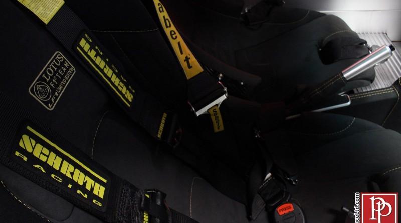Lotus Exige Cup LF1 Seats
