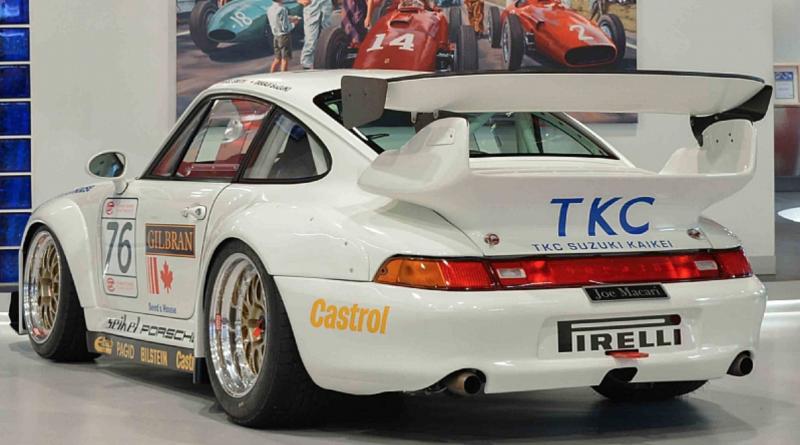 Porsche 993 GT2 Race Car