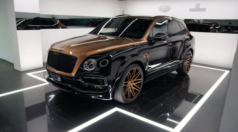 2017 Bentley Bentayga by STARTECH