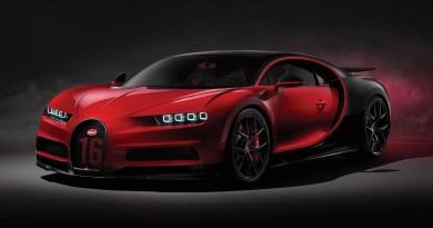 New Faster Bugatti Chiron Sport Revealed