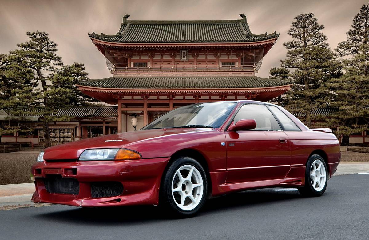 nissan skyline r32 for sale in hawaii supercar report. Black Bedroom Furniture Sets. Home Design Ideas