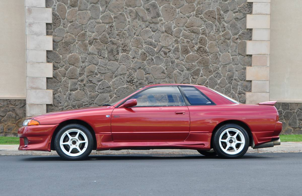 Nissan Skyline R32 For Sale In Hawaii | Supercar Report