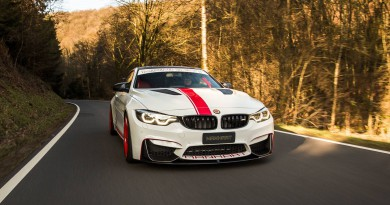 Manhart MH4 550 Track-Inspired BMW M4 Coupe
