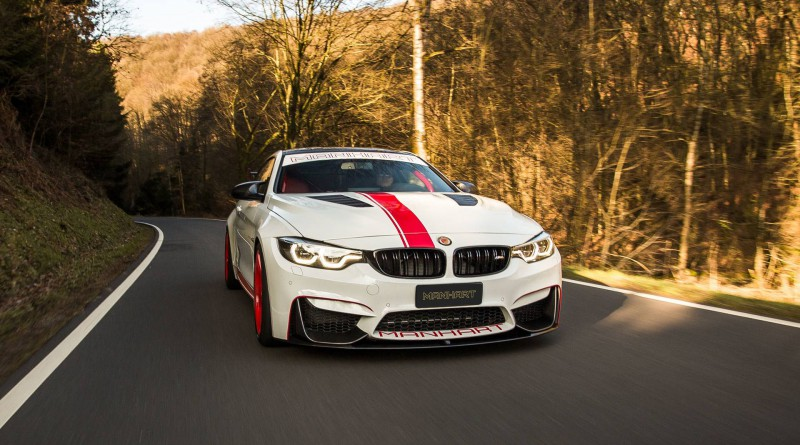 Manhart BMW M4