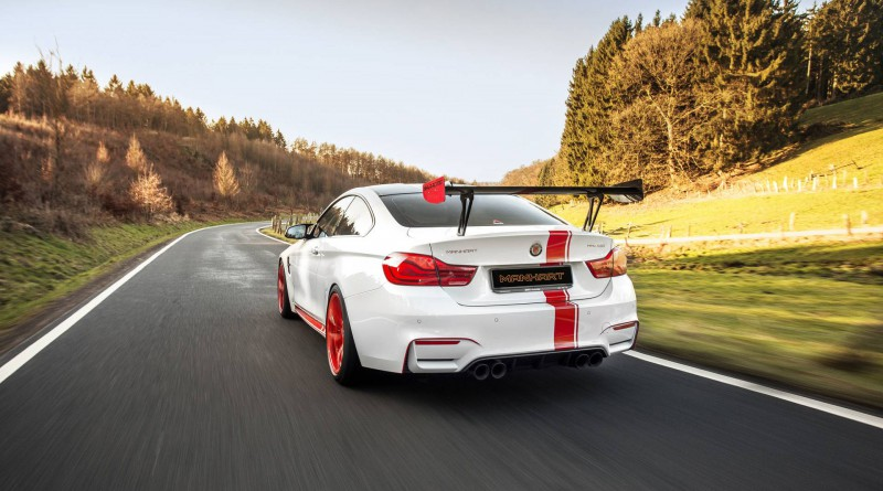 Manhart MH4 550 BMW M4 Review