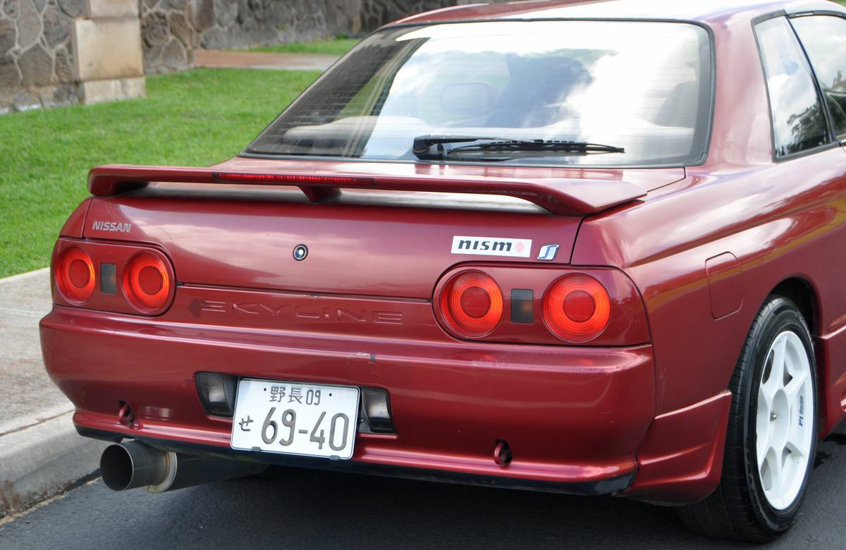 Cars For Sale By Owner Craigslist Oahu: Nissan Skyline R32 For Sale In Hawaii
