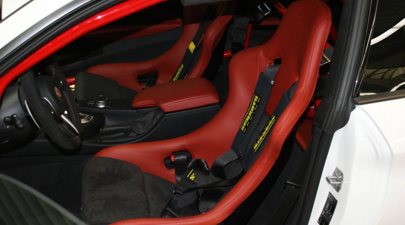 Manhart MH4 550 BMW M4 Racing Seats