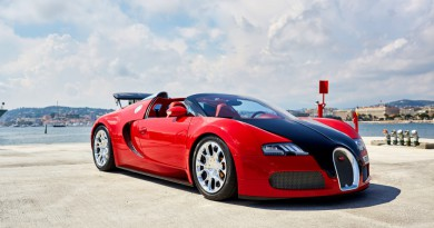 Bugatti Veyron Grand Sport For Sale In France