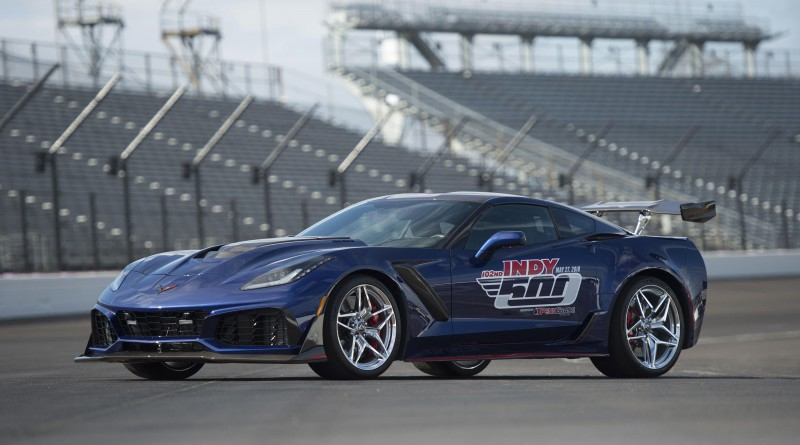 Corvette ZR1 2018 Indy 500 Pace Car
