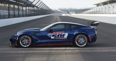 2019 Corvette ZR1 Will Be Next Indy 500 Pace Car