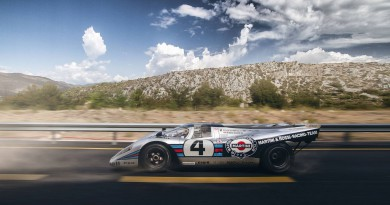 Road Legal Porsche 917 Le Mans Car In Monaco