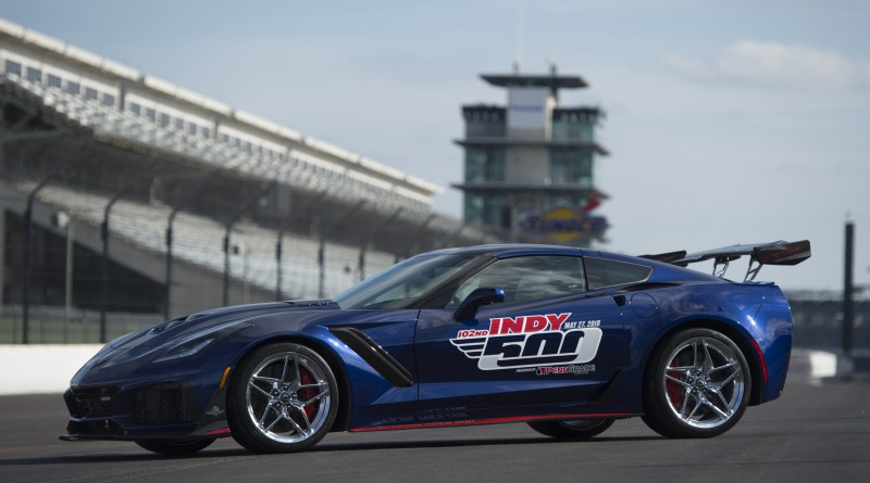 Corvette ZR1 Indy 500 Pace Car