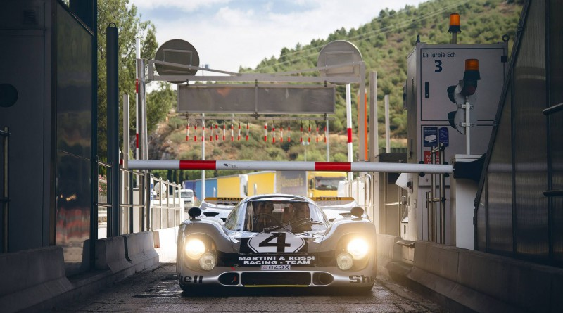 Road Legal Porsche 917 Le Mans Car